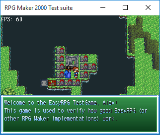 EasyRPG Player screenshot